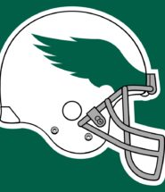Philadelphia Eagles - Old Helmet