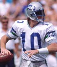 Dan McGwire - Tallest QB NFL